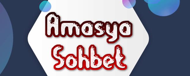 Amasya Chat Sitesi